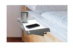 Bedside Tray To Use as Kids Nightstand, Bunk Bed Nightstand,