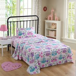 Bed Sheets for Kids Twin Sheets for Kids Girls Boys Kids Bed