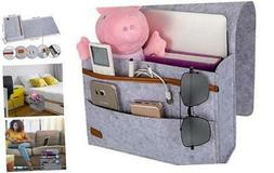 Bedside Caddy for Dorm College Room Bunk Bed, Bed Caddy Stor