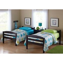 Bunk Beds For Girls Boys Kids Twin over Twin Solid Wood Furn