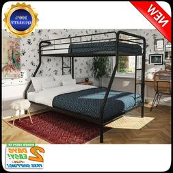 Bunk Beds For Kids Twin Over Full Girls Boys Childs Dorm Roo
