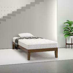 Slumber 1 By Zinus Youth 6'' Bunk Bed Mattress With Moisture