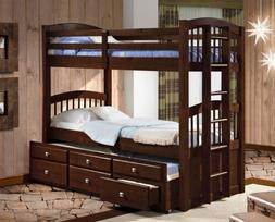 Captains Bunk Bed with Storage