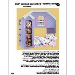 children s project plans dollhouse loft bunk