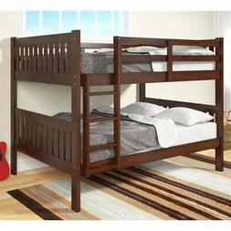 Donco Full over Full Bunk Bed