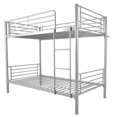 Metal Twin over Dorm for Gray