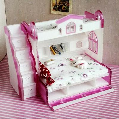 abs miniature bunk bed model for 1