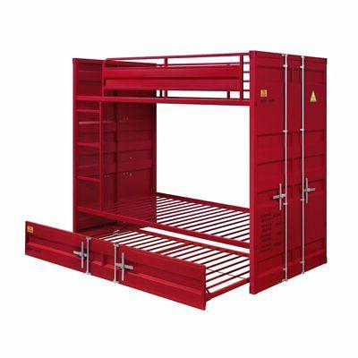 ACME over Twin Bunk in Red