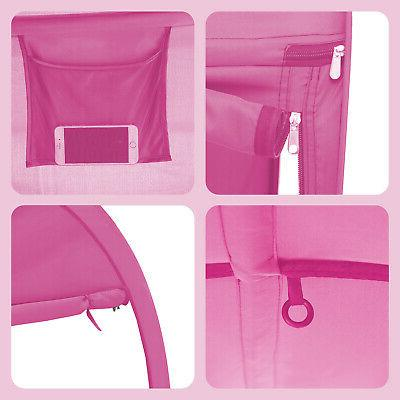 Canopy Bed Tent Bed Canopy Tent Portable Privacy Space 3 Color