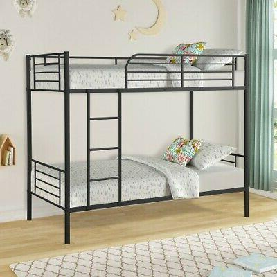 Black Twin Size Beds Office