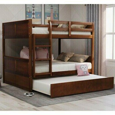 Full Bed Trundle Home