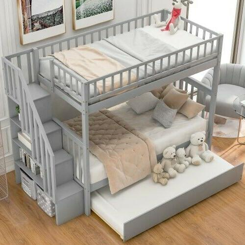 Personality Over Bunk and Space-saving