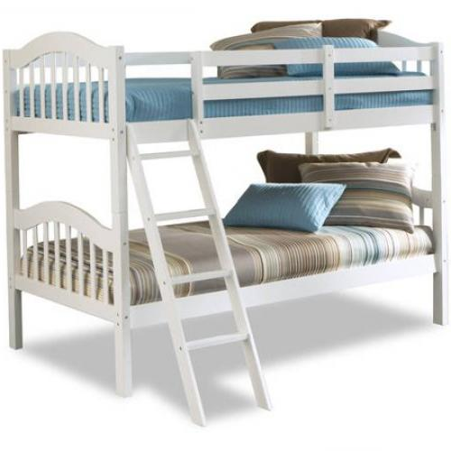 Storkcraft Long Horn Over Twin Bunk Bed