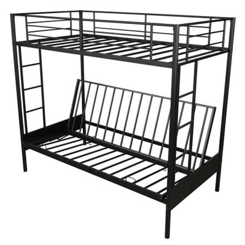 Twin Bunk w/ Ladder For Bedroom, Multi-function
