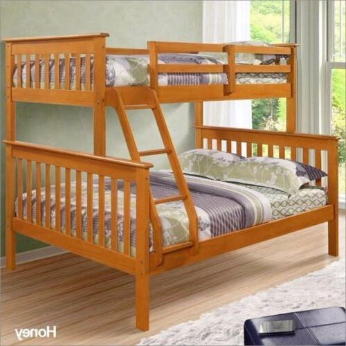 Twin over Full Bunk Trundle or Storage