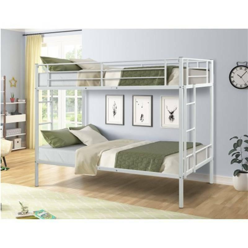 Twin over Metal Bed W/ Boys&Girls Home @cy