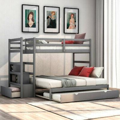 Twin Bunk Bed Bunk and