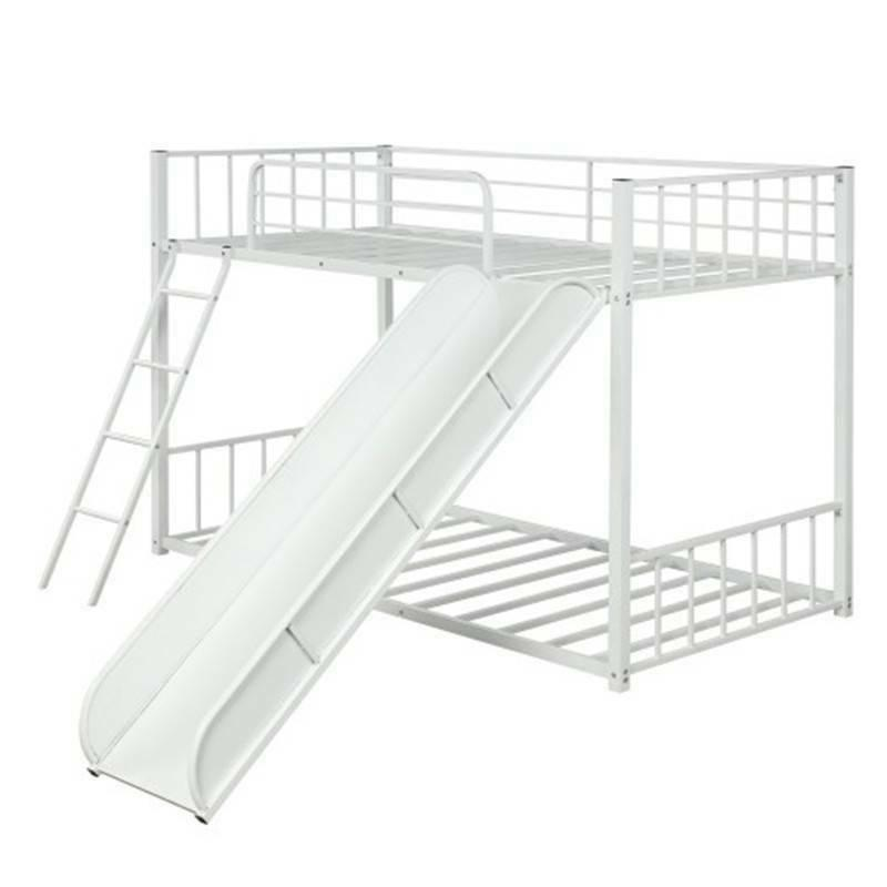 Twin Metal Bunk Bed Guest Sofa Twin Bed
