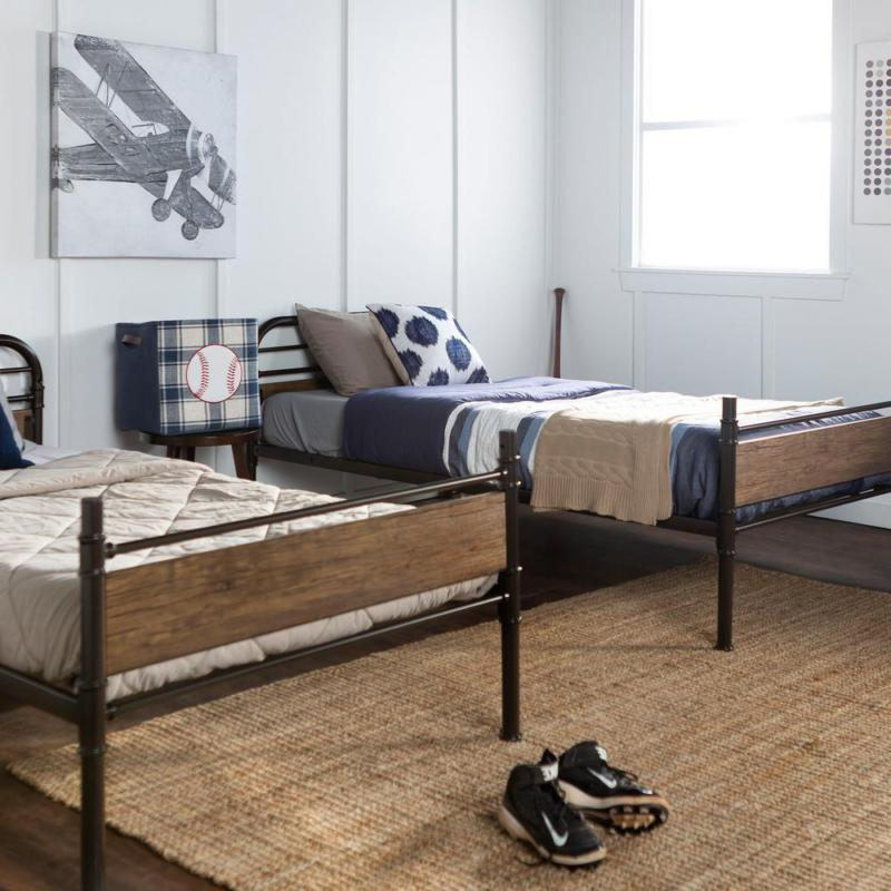 Urban Twin Bed for & kinds Black