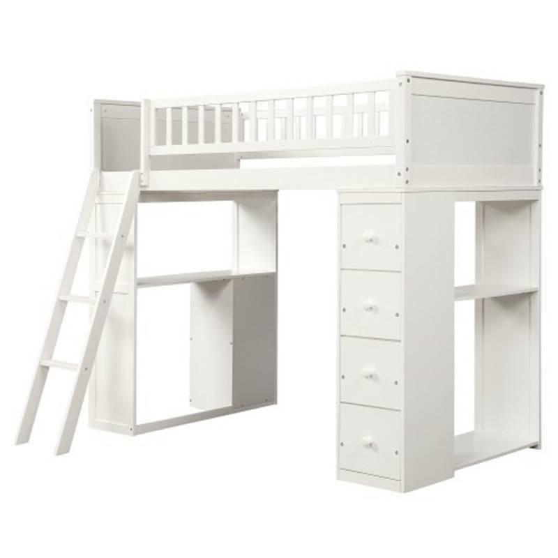 Twin Bunk Bed Bed Twin Storage