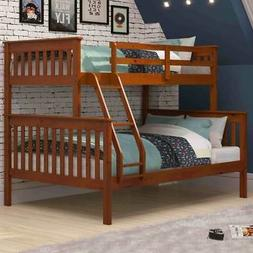Donco Kids O Mission Twin Over Full Bunkbed Slat-Kits 447491