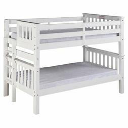 Camaflexi Santa Fe Mission Low Bunk Bed Twin over Twin - Bed