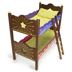 Star Bright Bunk Bed 7471